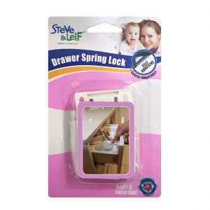 Drawer Spring Lock - Baby Safety