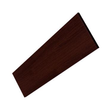 HDM Melamine Brown Shelf (800mm) - Steve & Leif