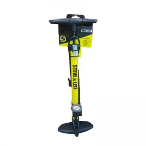 Cosmic Yellow Floor Pump