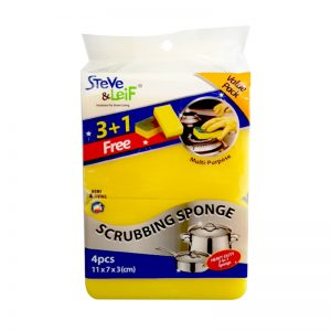 Kitchen Scrubbing & Cleaning Sponge