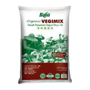 Baba Organic Vegimix Potting Soil 28 Litres